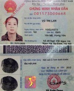 tra cứu số chứng minh thư - congkhoahoc.com